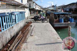 Warga Pulau Seraya harap pemerintah bangun pelantar