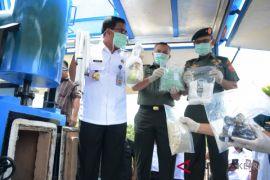 BNN musnahkan 19 kilogram sabu