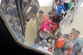 PELNI: Tidak ada korban jiwa kapal kandas