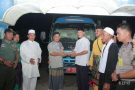 Wabup Lingga Safari Ramadhan di Selayar