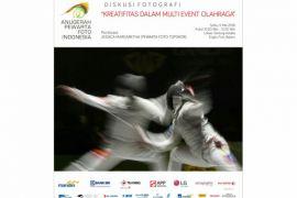 PFI ajak masyarakat belajar Foto Olahraga
