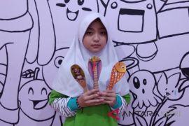 Bazar ramadhan dan lomba kreatifitas di Tanjungriau Fisherism