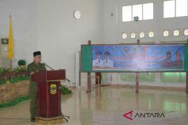 Wabup Nizar lantik Satlinmas Kabupaten Lingga