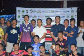 Deklarasi anti terorisme dipenutupan Futsal IMKL Cup