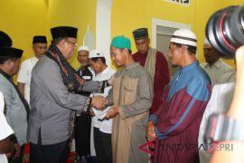 Wabup Karimun manfaatkan Ramadhan kunjungi desa terpencil