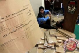 Bawaslu Tanjungpinang temukan sampul surat suara rusak