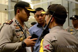 Polres Tanjungpinang utamakan antisipasi aksi teror