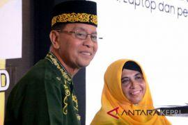 DPRD Tanjungpinang tetapkan Syahrul-Rahma pasangan calon terpilih