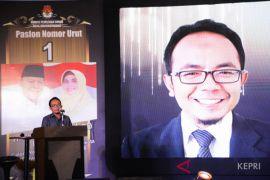 Pilkada persembahan terakhir Komisioner KPU Tanjungpinang