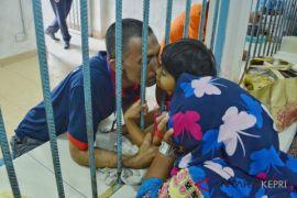 649 warga binaan Lapas Barelang dapat remisi