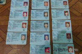 Pengawas TPS temukan 14 KTP tercecer di jalan