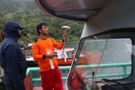Lanud RHF kirim sonar ke Danau Toba