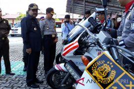 Polres Karimun kerahkan 328 personel Operasi Ketupat