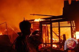 Seorang meninggal dalam kebakaran di Batam
