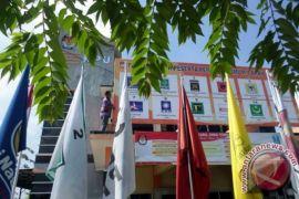Baru tiga parpol yang mendaftar ke KPU Lingga