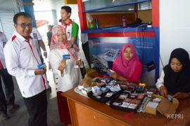 Siswa asal NTB kunjungi Pulau Penyengat Tanjungpinang