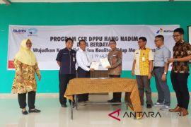 DPPU Hang Nadim salurkan bantuan pemberdayaan masyarakat