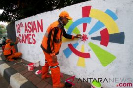 Polres Tanjungpinang sosialisasi Asian Games di bioskop
