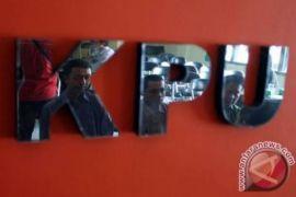 KPU tetapkan 207 lokasi peraga kampanye