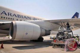 Embarkasi Haji Batam dilayani Saudi Arabian Airlines