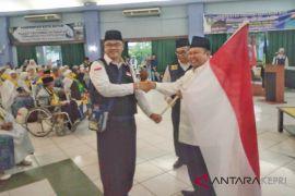 Debarkasi Batam telah pulangkan 8.495 jamaah haji
