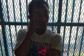 Lapas Barelang amankan kurir narkoba