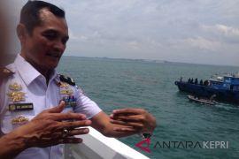 Bakamla awasi 85 ribu kapal di Selat Singapura