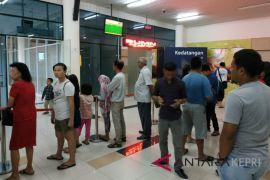 Sriwijaya tujuan Tanjungpinang mendarat darurat di Cengkareng