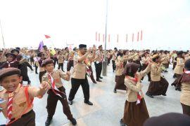 Bupati Karimun lepas kontingen Pelayaran Lingkar Nusantara