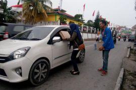 PMII Karimun galang dana korban gempa Lombok