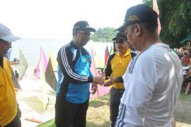 Wakil dari Malaysia ikut lomba jong Karimun