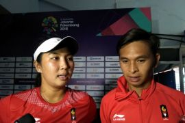 Indonesia rebut satu emas tenis Asian Games