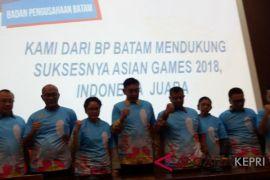 Obor Asian Games diharapkan singgah di Kota Batam