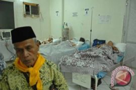 Seorang jamaah haji dirawat di RSBP Batam