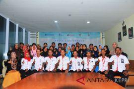 BUMN Hadir : Peserta SMN diajak keliling pelabuhan Sri Bintan Pura