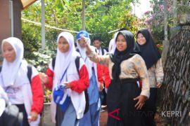 BUMN Hadir : SMK Negeri 1 Tanjungpinang dapat kunjungan peserta SMN
