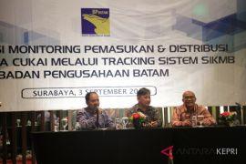 BP Batam sosialisasi tracking sistem pembebasan cukai