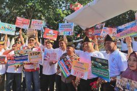 KPU Kepri deklarasi pemilu damai