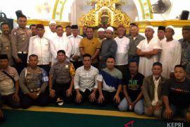 Kapolda Kepri kunjungi masyarakat Pulau Penyengat