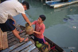 DPRD Tanjungpinang rekomendasikan kenaikan harga gas melon