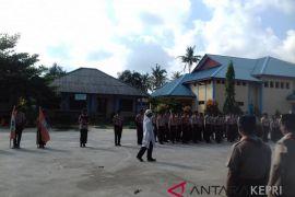Ratusan siswa dilantik sebagai calon Penegak