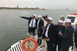BP Batam terinspirasi pembangunan pelabuhan Terusan Suez