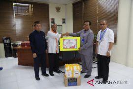 BP Batam salurkan Rp102 juta untuk korban tsunami