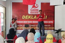 Deklarasi GARBI Nasional dilaksanakan 27 Oktober