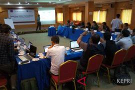 Jurnalis Tanjungpinang ikuti pelatihan Google News