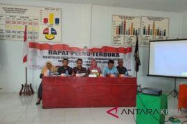 KPU tetapkan DPTHP-2 Lingga 68.674 orang