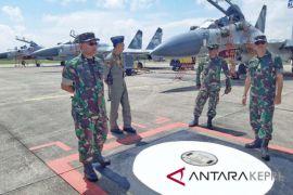 Lanud RHF siapkan tim taktis Operasi Tangkis Petir