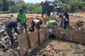 TMMD bantu tingkatkan perekonomian warga Desa Pengudang
