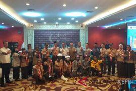BPTD Riau-Kepri gelar kampanye keselamatan berlalu lintas