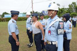 Lanud RHF Tanjungpinang pecat satu prajurit terlibat narkoba